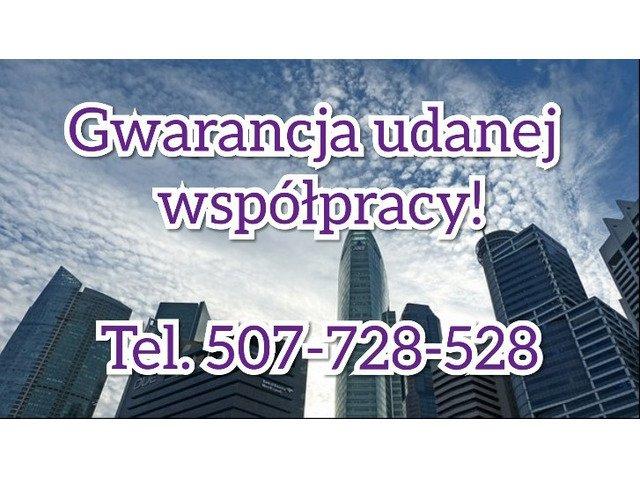 Sprzedaż spółek bez zadłużenia. Tel. 507-728-528