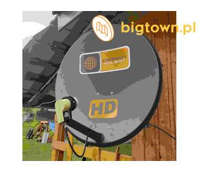 Naprawa Regulacja Serwis Montaż Anten Satelitarnych DVB-T 24h