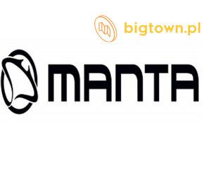 Wysokiej jakości głośniki bezprzewodowe od Manta