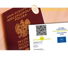 Unijny Certyfikat Covid, UCC, Negatywny test