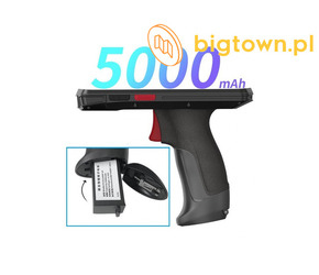 Terminal LECOM S70 Pistolet z Czytnik 2D Honeywell N6603