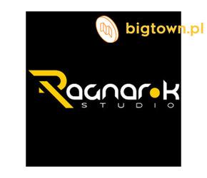 Identyfikacja wizualna - Ragnarok Studio