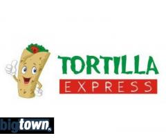 Współpraca - Franczyza TORTILLA EXPRESS