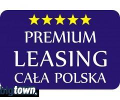 Premium LEASING do 100% wartości bez baz