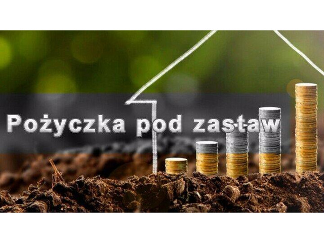 Pożyczka, Kredyt na nieruchomość