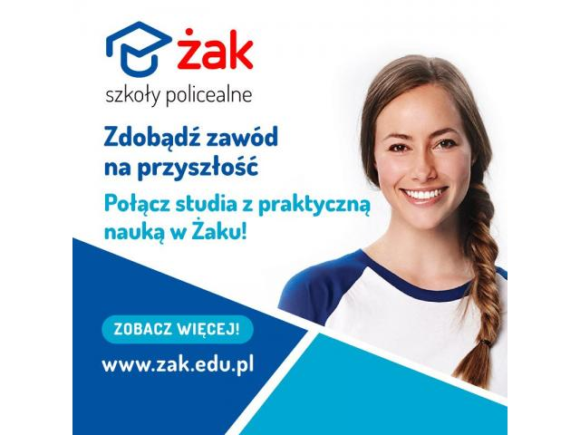 Połącz studia z nauką w ŻAK-u!