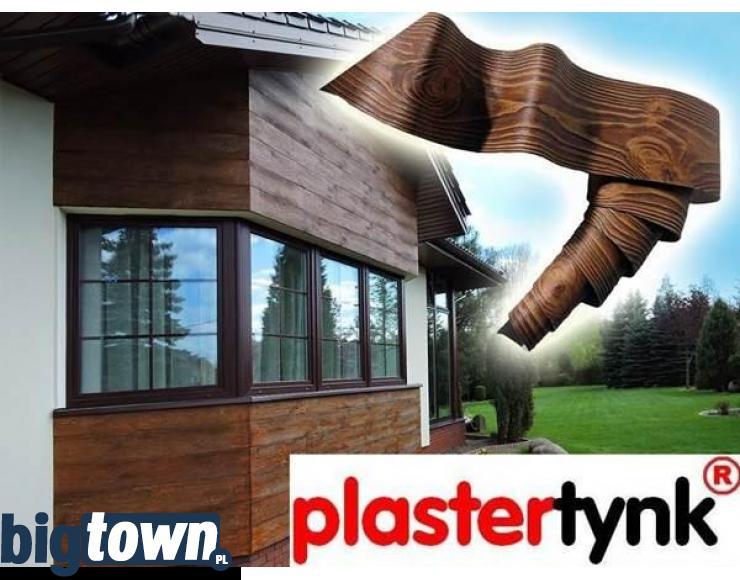 PlasterTynk  -  Elastyczne deski elewacyjne