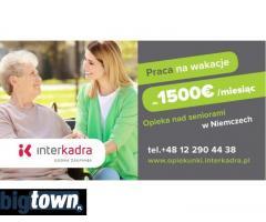 Pan Emil (77l.) poszukuje opiekunki + premia do 300€