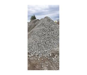 Kruszenie betonu oraz materiałów skalnych