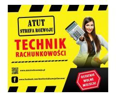 Technik Rachunkowości w ATUT-nabór wciąż trwa