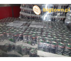 Nowy  energy-drink. Biznes i udziały w firmie.