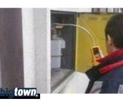 KONTROLA, szczelności, instalacji, GAZ, owej , PRÓBY ciśnieniowe