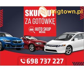 Skup Aut-Skup Samochodów#Żuromin i Okolice# Najwyższe CENY !