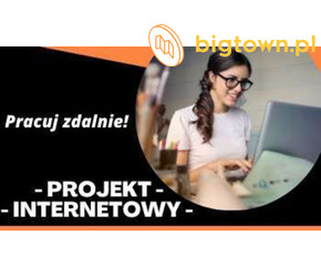 Praca przy Komputerze | Nawet 2500 zł netto na start
